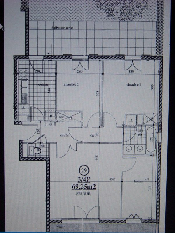 Plan centerblog - Plan amenagement cuisine 8m2 ...